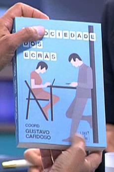 Os livros de Marcelo Rebelo de Sousa «A Sociedade dos Ecrãns»