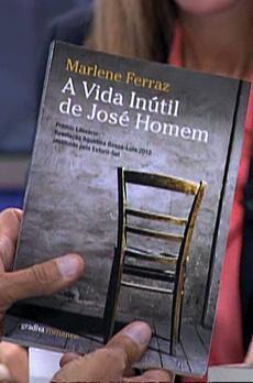 Os livros de Marcelo Rebelo de Sousa «A Vida Inútil de José Homem»