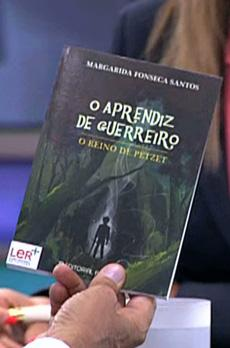 Os livros de Marcelo Rebelo de Sousa «O Aprendiz de Guerreiro»