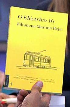 Os livros de Marcelo Rebelo de Sousa «O Eléctrico 16»