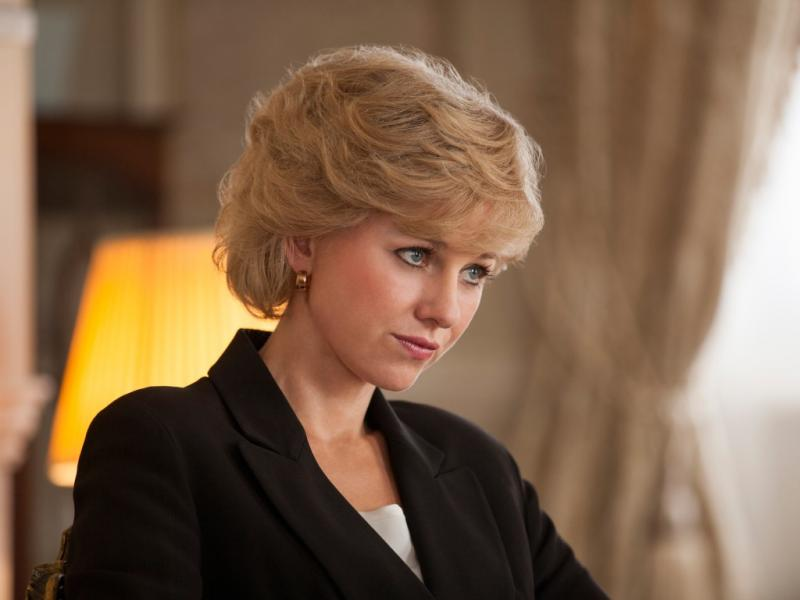 Naomi Watts em «Diana»