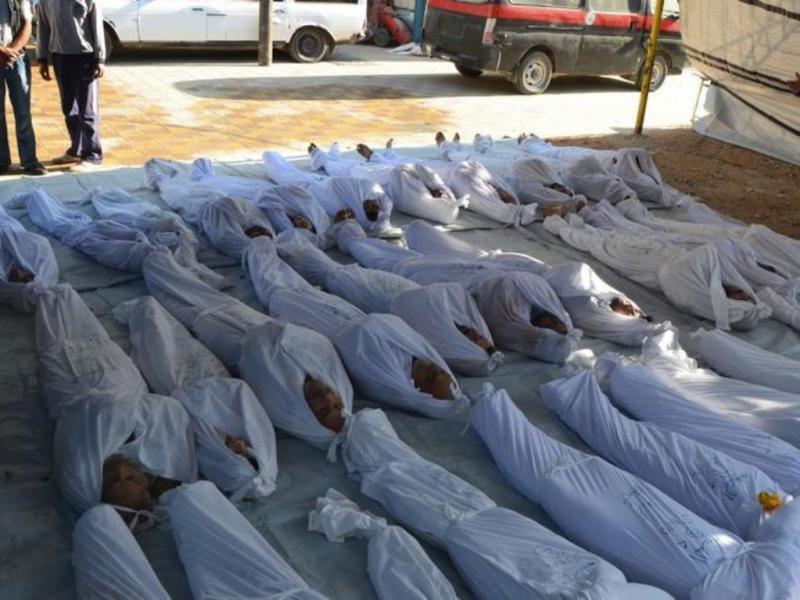 Síria: ativistas denunciam ataque químico [Reuters]