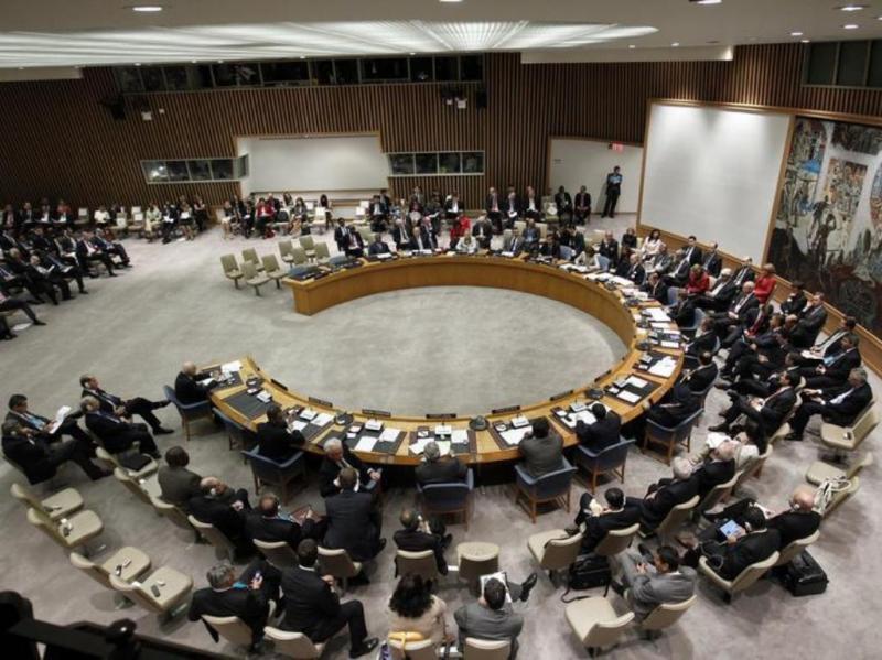 Conselho de Segurança da ONU [Reuters]