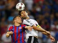 Steaua Bucareste vs Legia [EPA/Robert Ghement]
