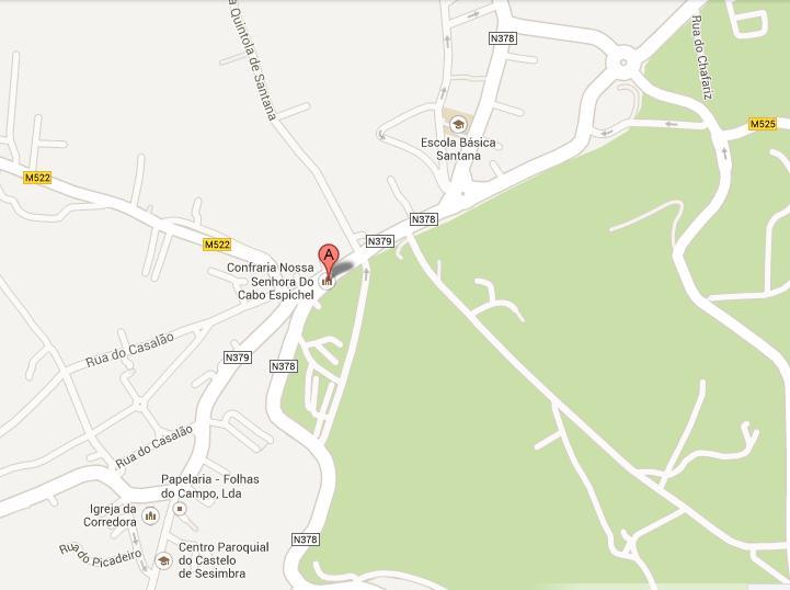 Santana [Google Maps]