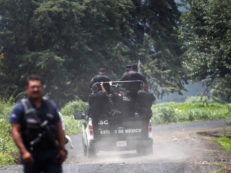 Descoberta vala comum no México (Reuters)