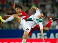 FC St. Gallen vs Spartak Moscovo [EPA/Ennio Leanza]