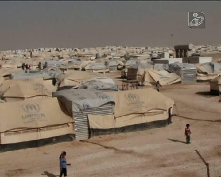 Síria: mais de um milhão de crianças refugiadas