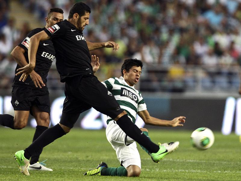 Académica vs Sporting (PAULO NOVAIS/LUSA)