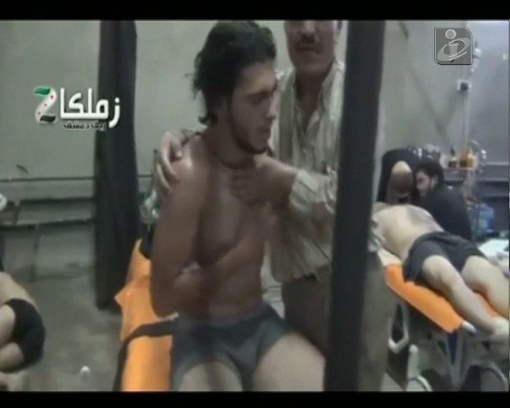 Médicos sem Fronteiras confirmam «mortes químicas» na Síria