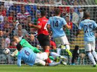 Cardiff City vs Manchester City (EPA/GEOFF CADDICK)