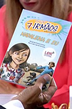 Os livros de Marcelo Rebelo de Sousa «Madalena e Eu»