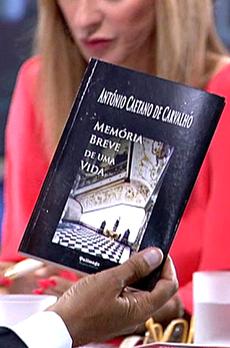 Os livros de Marcelo Rebelo de Sousa «Memória breve de uma vida»