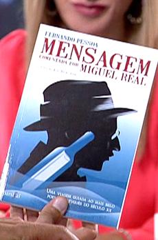Os livros de Marcelo Rebelo de Sousa «Mensagem»