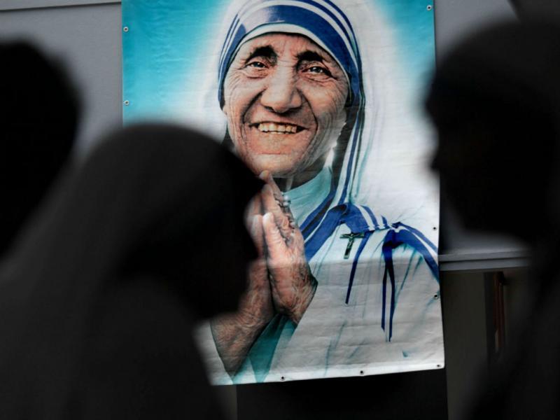 Aniversário da Madre Teresa de Calcutá (EPA)
