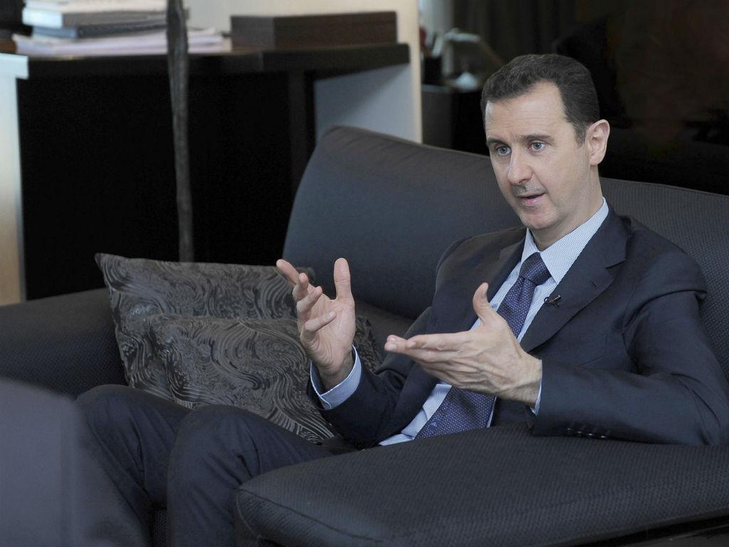 Bashar al-Assad [Reuters]