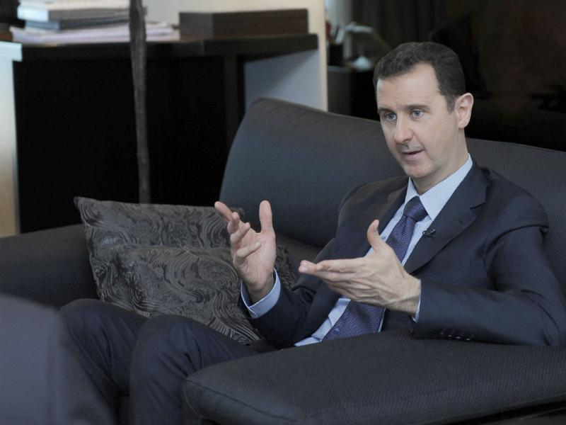 Bashar al-Assad [Reuters]