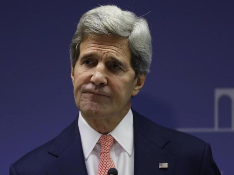 John Kerry [Reuters]