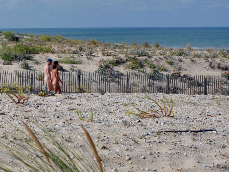 O mais antigo parque de nudistas da Europa (Reuters)