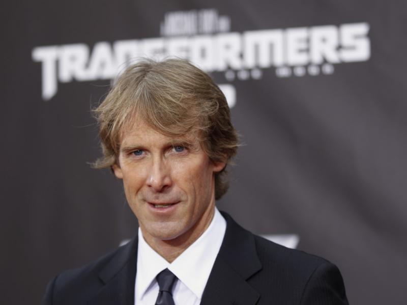 8. Michael Bay (realizador) - 61,4 milhões de euros (Reuters)
