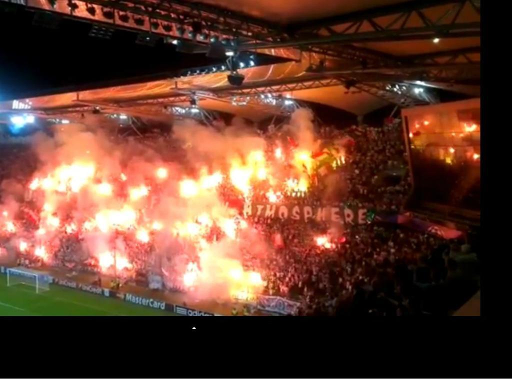 Legia-Steaua