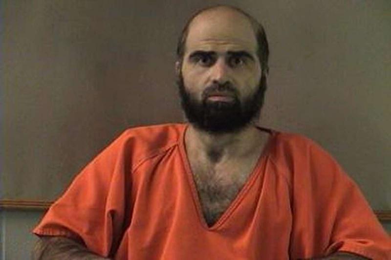 Nidal Hasan, Fort Hood (Reuters)