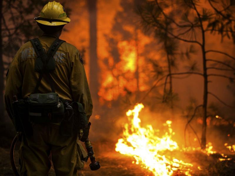 Incêndio na Califórnia (Reuters)