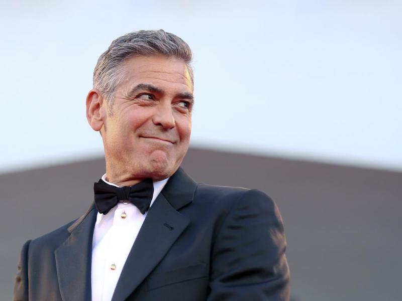 George Clooney no 70º Festival de Cinema de Veneza (Reuters)