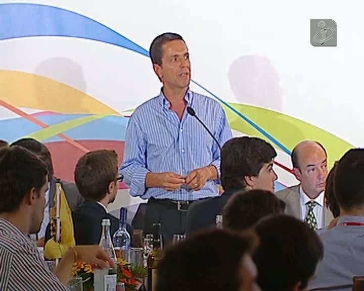 Alexandre Relvas: «Estou cansado de ouvir dizer mal do país»