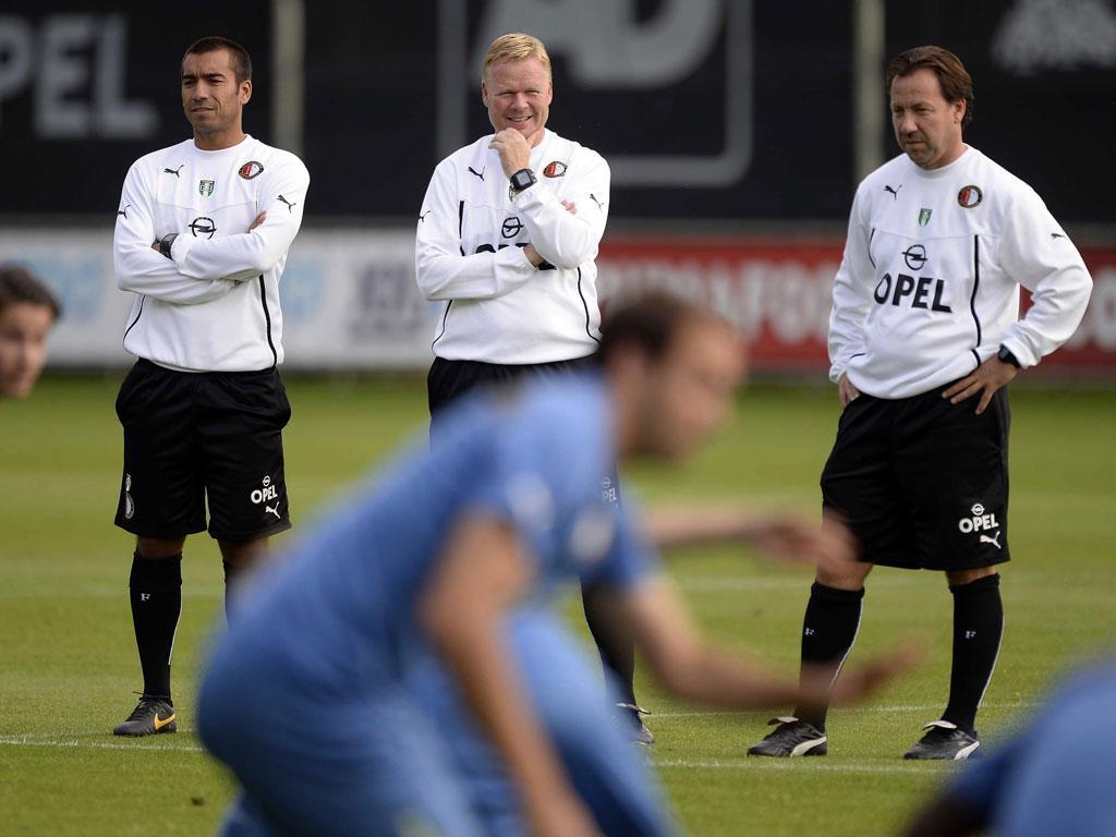 Feyenoord (EPA/Marco de Swart)