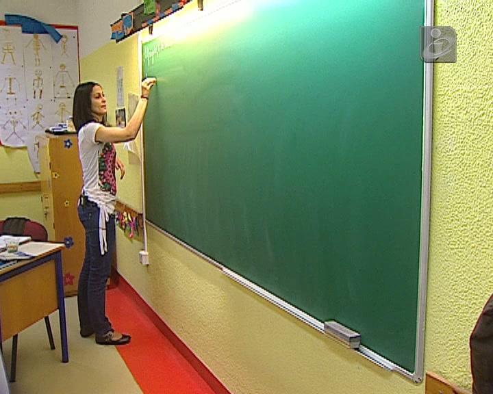 Pela primeira vez não foram colocados professores contratados