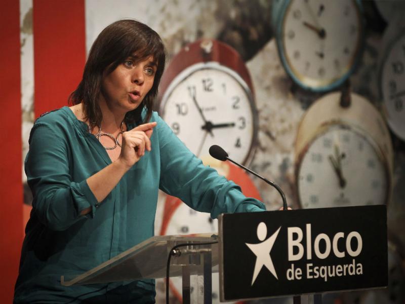 Catarina Martins (Lusa/Mário Cruz)