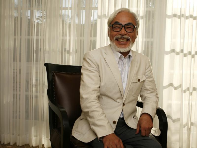 Hayao Miyazaki (Reuters)