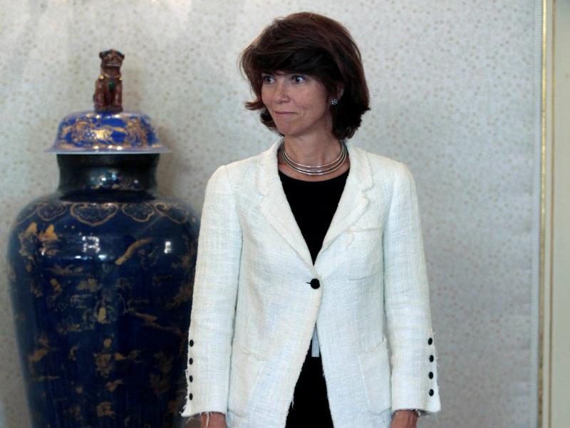 Tomada de posse da nova secretária de Estado do Tesouro [LUSA]