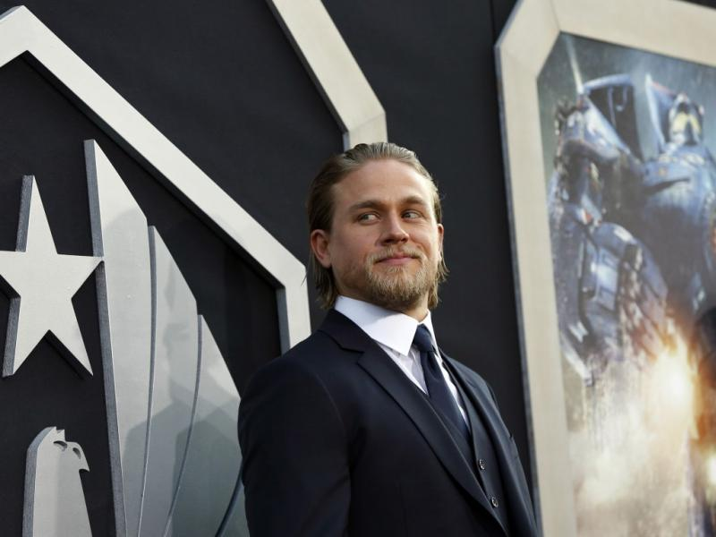 Charlie Hunnam (Reuters)