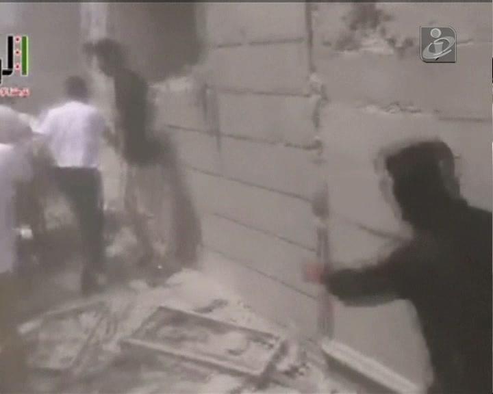 Serviços secretos franceses culpam Assad pelo ataque químico