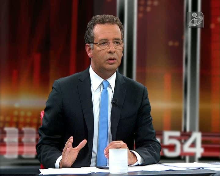 António José Seguro na TVI24