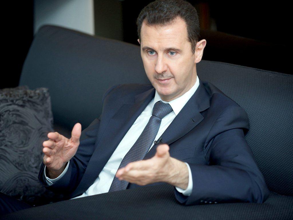 Bashar al-Assad em entrevista ao «Le Fígaro»