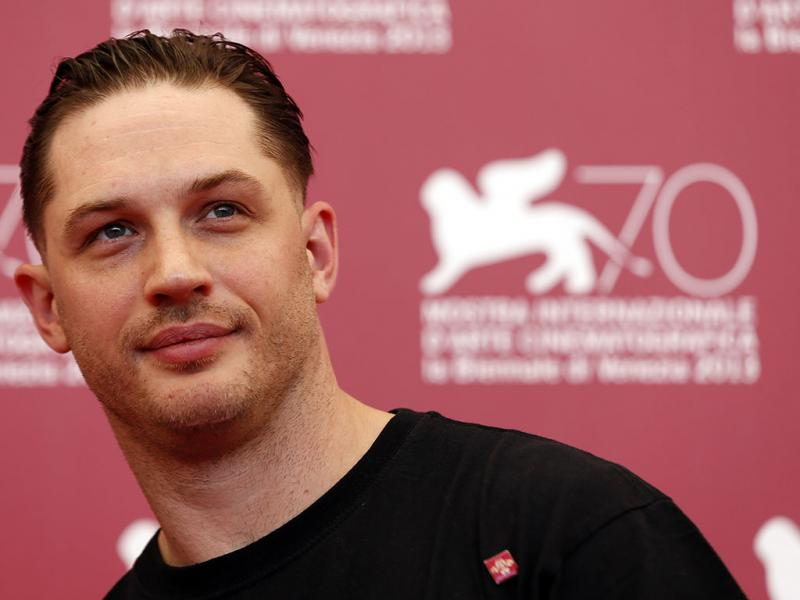 Tom Hardy no 70º Festival de Cinema de Veneza (Reuters)