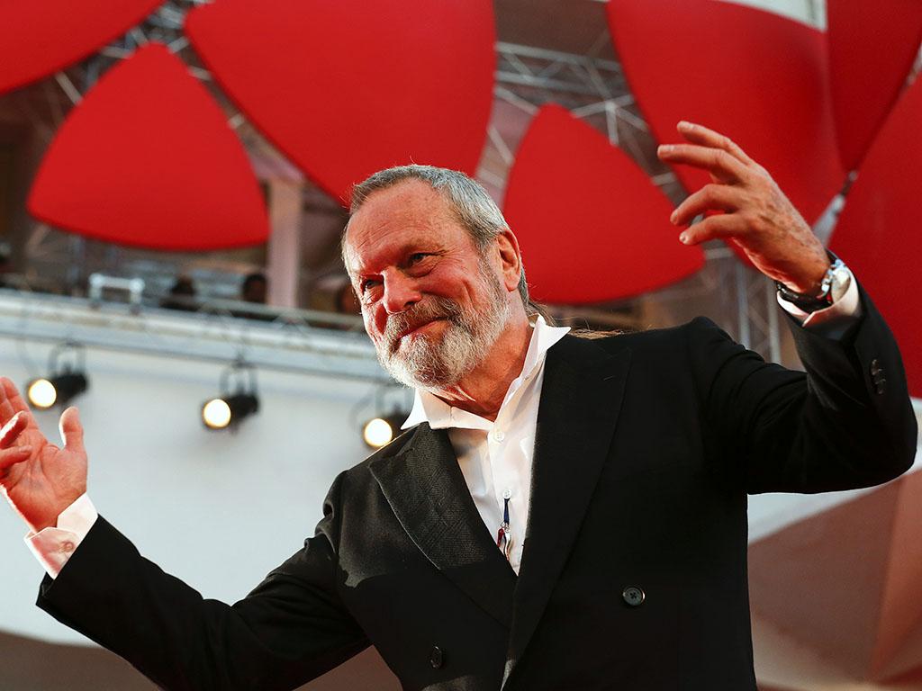 Terry Gilliam no 70º Festival de Cinema de Veneza (Reuters)