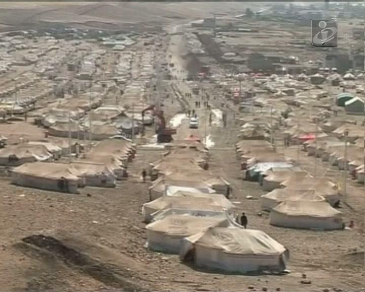Síria: Refugiados passam de 200 mil para dois milhões em apenas um ano