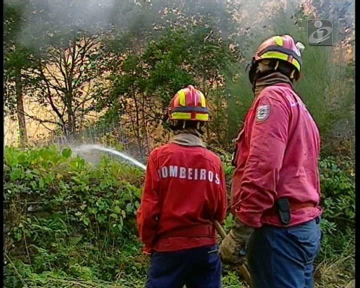 Incêndio em Vale de Cambra preocupa populações