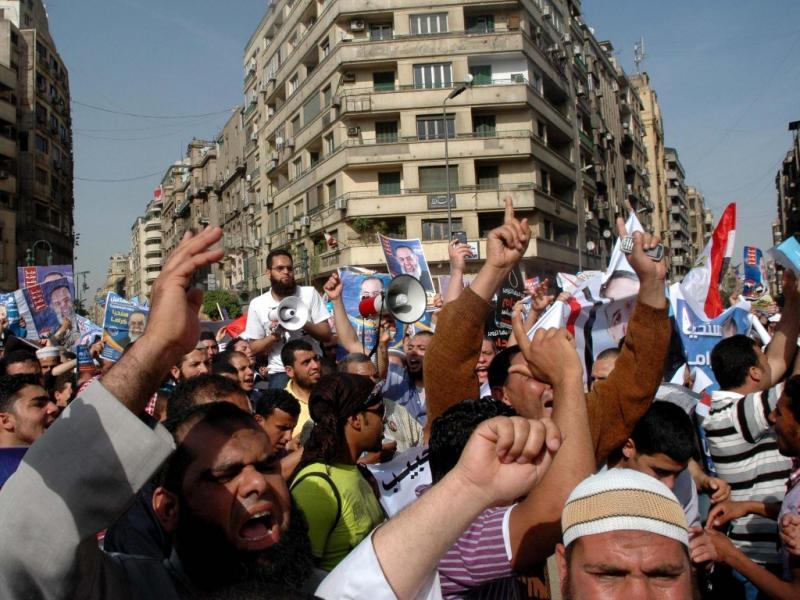 Cairo, Egito (Facebook oficial «A Estrada da Revolução»)