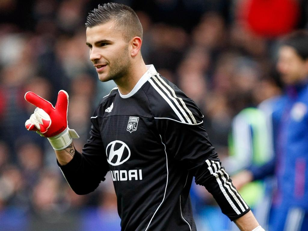 Anthony Lopes [Reuters]
