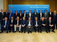 UEFA: os treinadores no fórum de elite