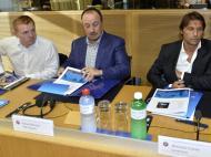 Treinadores de Elite da UEFA: Lennon, Benitez e Conte