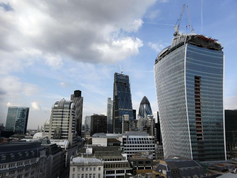 O edifício Walke Talkie, em Londres (Reuters)
