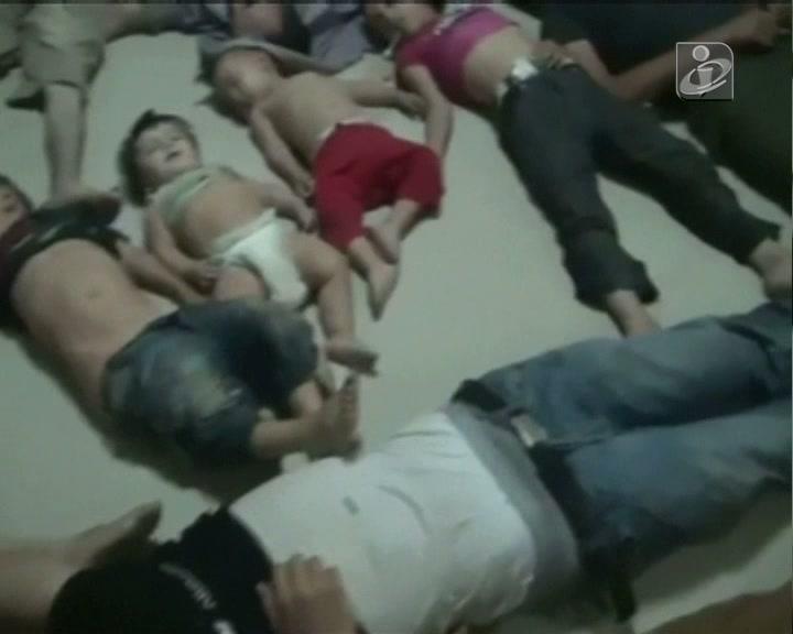 Alemanha com provas de que Assad usou gás Sarin