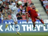 Qualificação Mundial 2014: República Checa vs Arménia (LUSA)