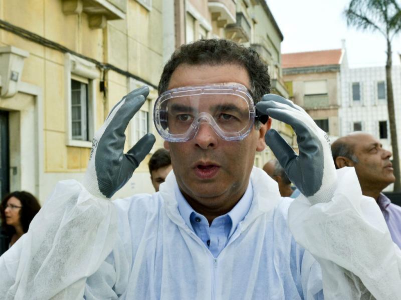 António José Seguro (Lusa/Carlos Barroso)